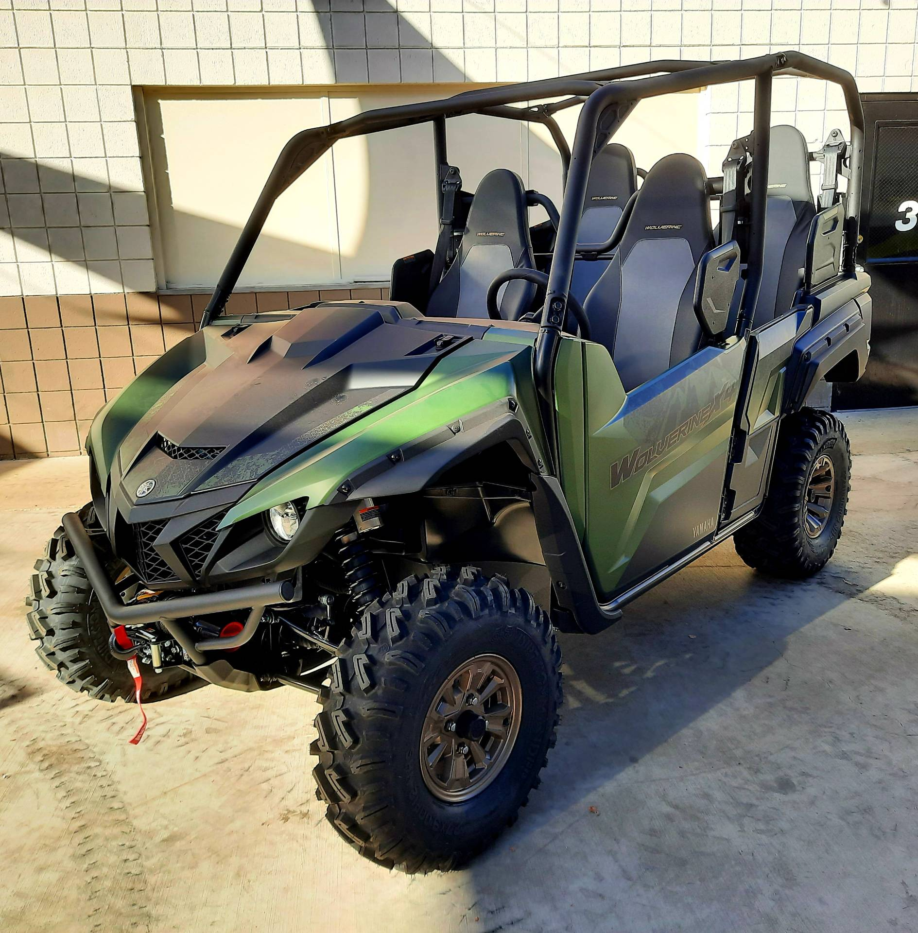 2021 Yamaha Wolverine X4 XT-R 850 in Ontario, California - Photo 8