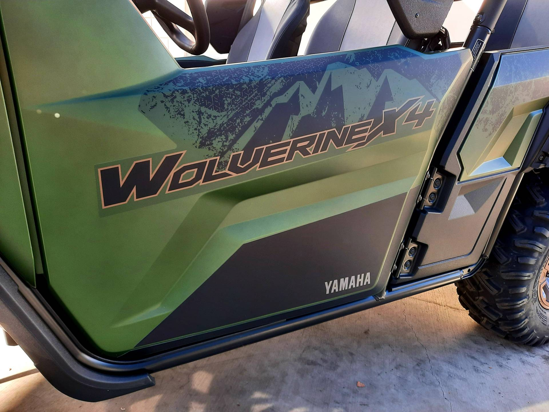 2021 Yamaha Wolverine X4 XT-R 850 in Ontario, California - Photo 11