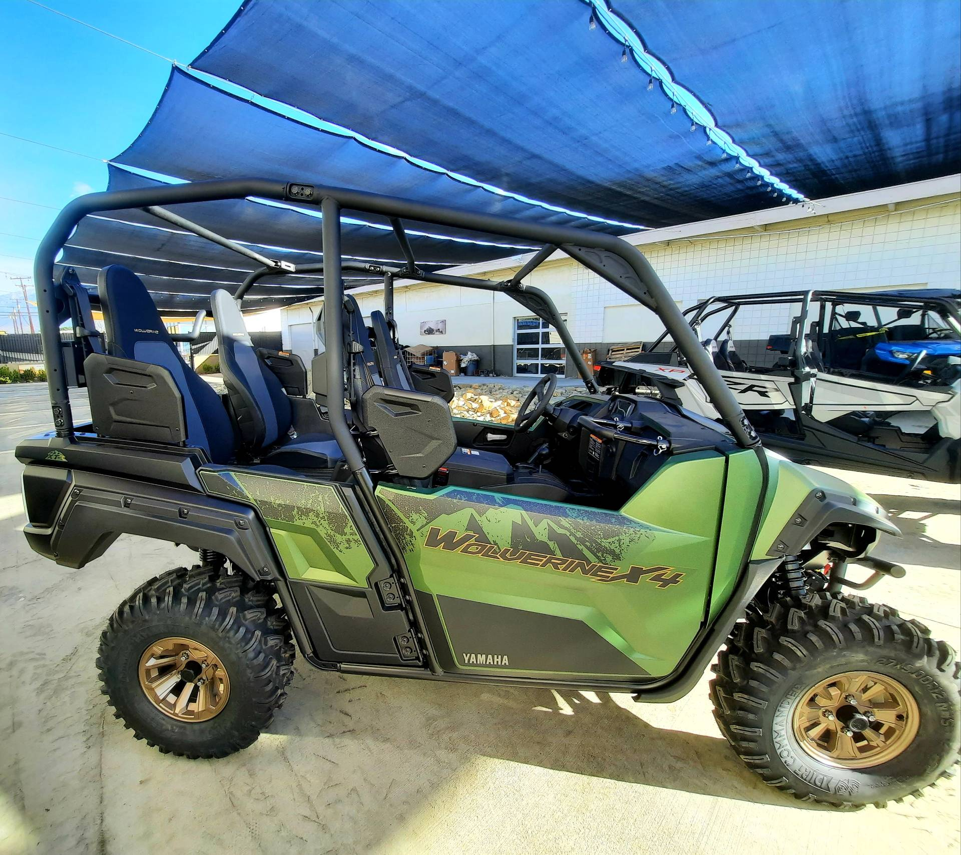 2021 Yamaha Wolverine X4 XT-R 850 in Ontario, California - Photo 16