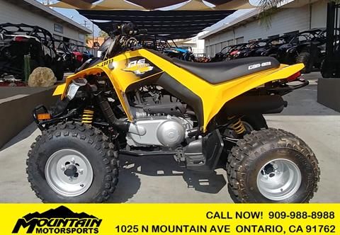 2019 Can-Am DS 250 in Ontario, California