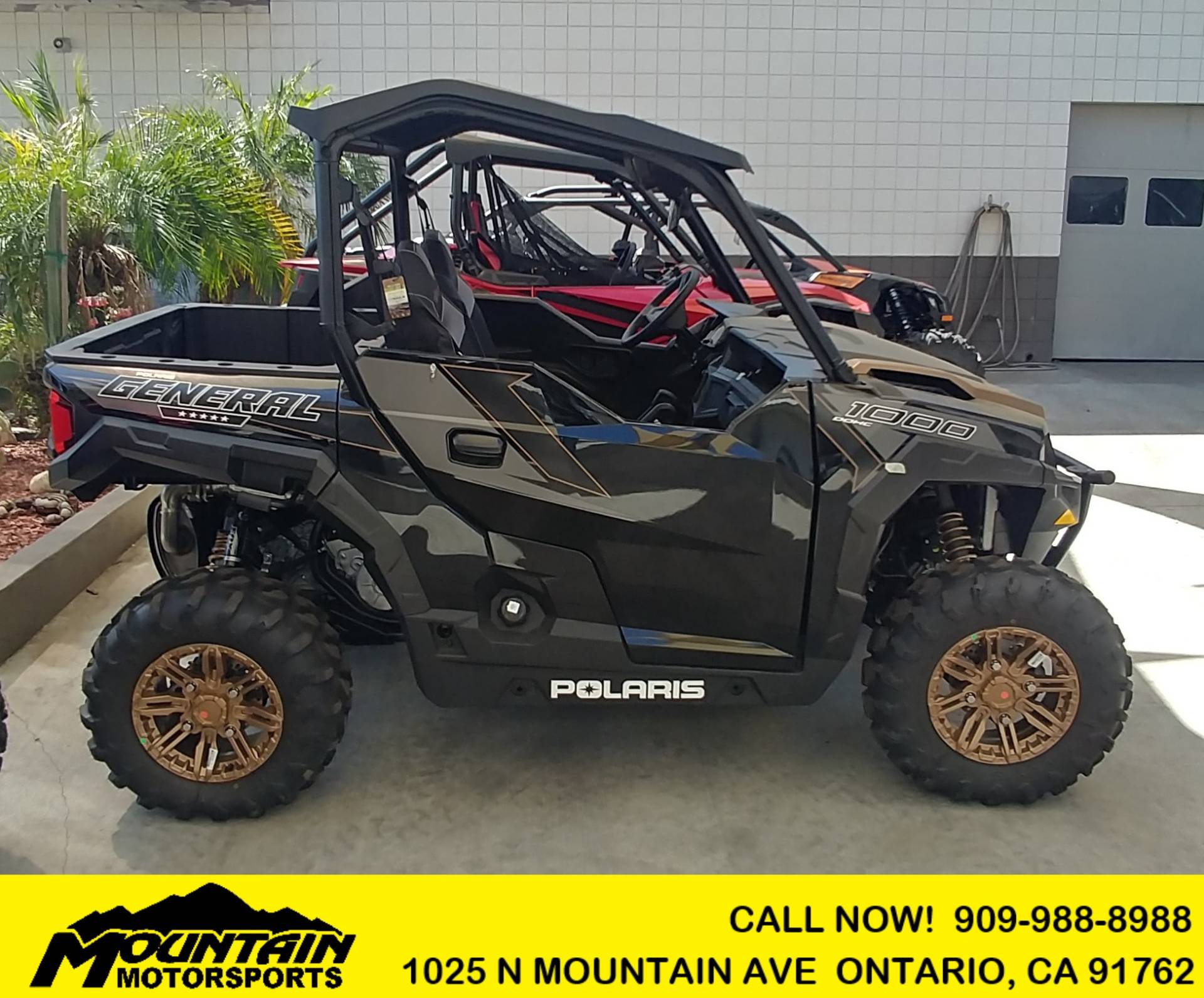 2019 Polaris General 1000 EPS Ride Command Edition in Ontario, California - Photo 1