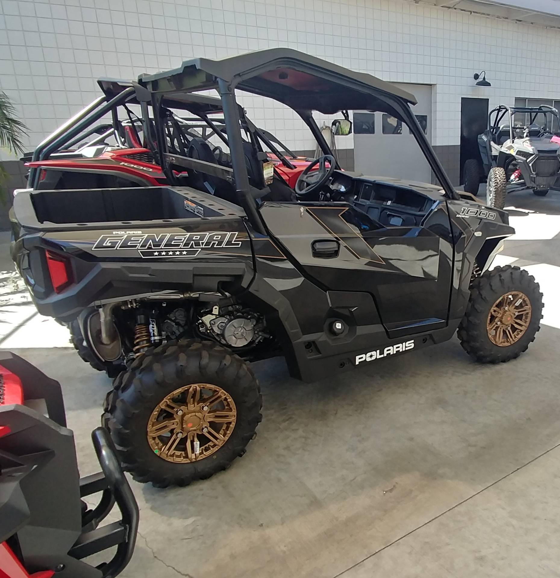 2019 Polaris General 1000 EPS Ride Command Edition in Ontario, California - Photo 4