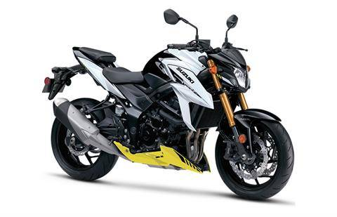 2021 Suzuki GSX-S750Z ABS in Ontario, California - Photo 12
