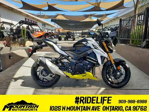 2021 Suzuki GSX-S750Z ABS in Ontario, California - Photo 1