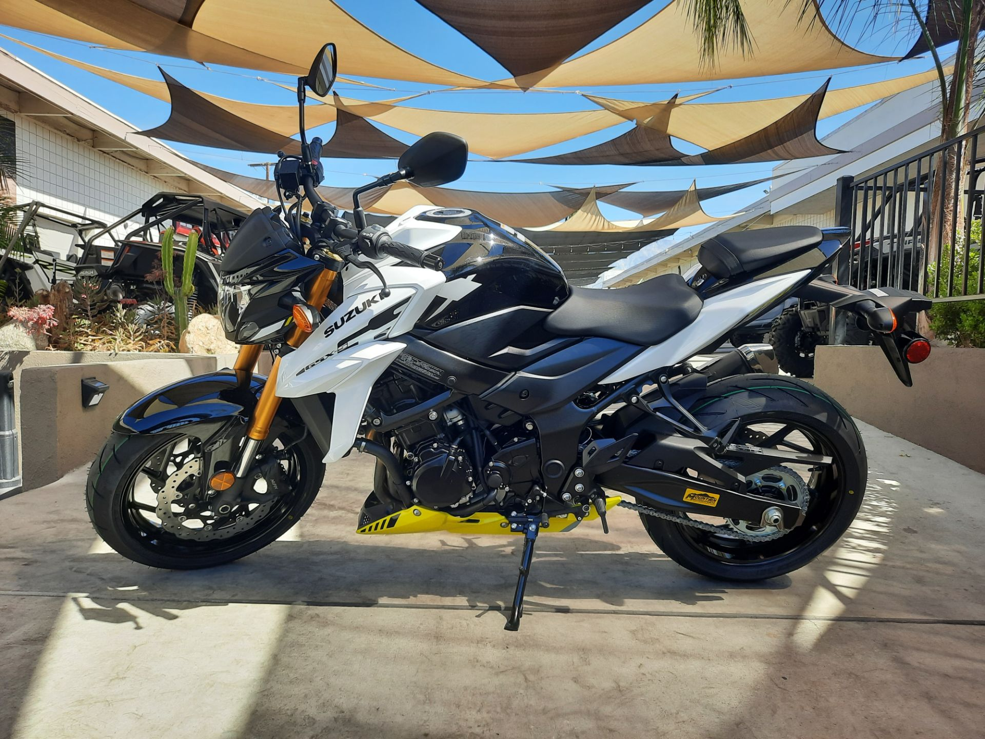 2021 Suzuki GSX-S750Z ABS in Ontario, California - Photo 2