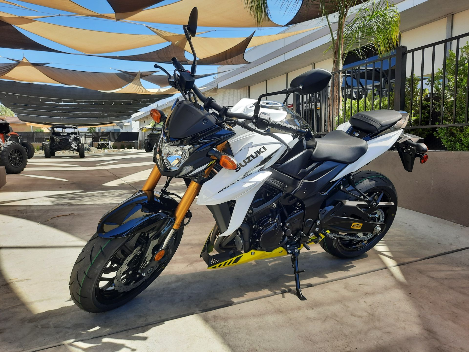2021 Suzuki GSX-S750Z ABS in Ontario, California - Photo 3