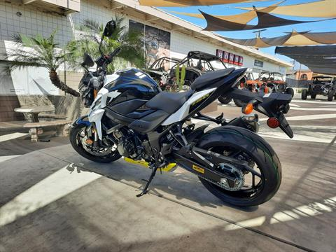 2021 Suzuki GSX-S750Z ABS in Ontario, California - Photo 4