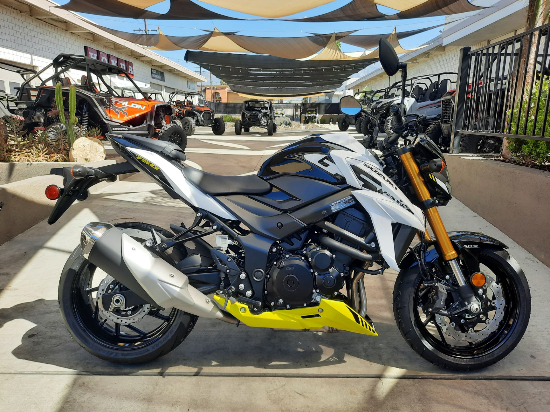2021 Suzuki GSX-S750Z ABS in Ontario, California - Photo 6