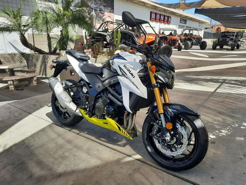 2021 Suzuki GSX-S750Z ABS in Ontario, California - Photo 7