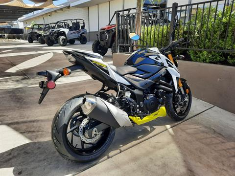 2021 Suzuki GSX-S750Z ABS in Ontario, California - Photo 9