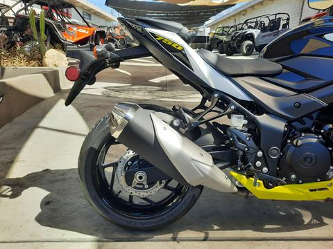 2021 Suzuki GSX-S750Z ABS in Ontario, California - Photo 10