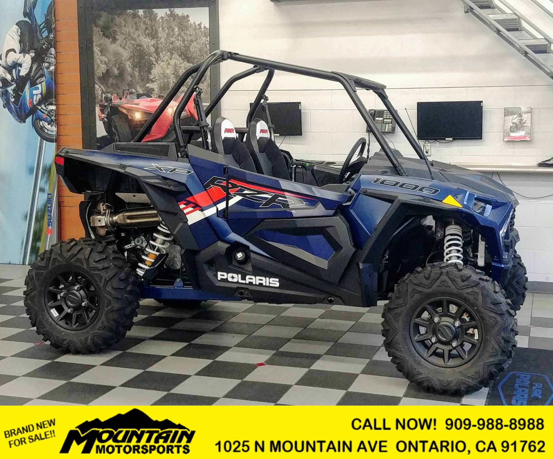 2021 Polaris RZR XP 1000 Premium in Ontario, California - Photo 1