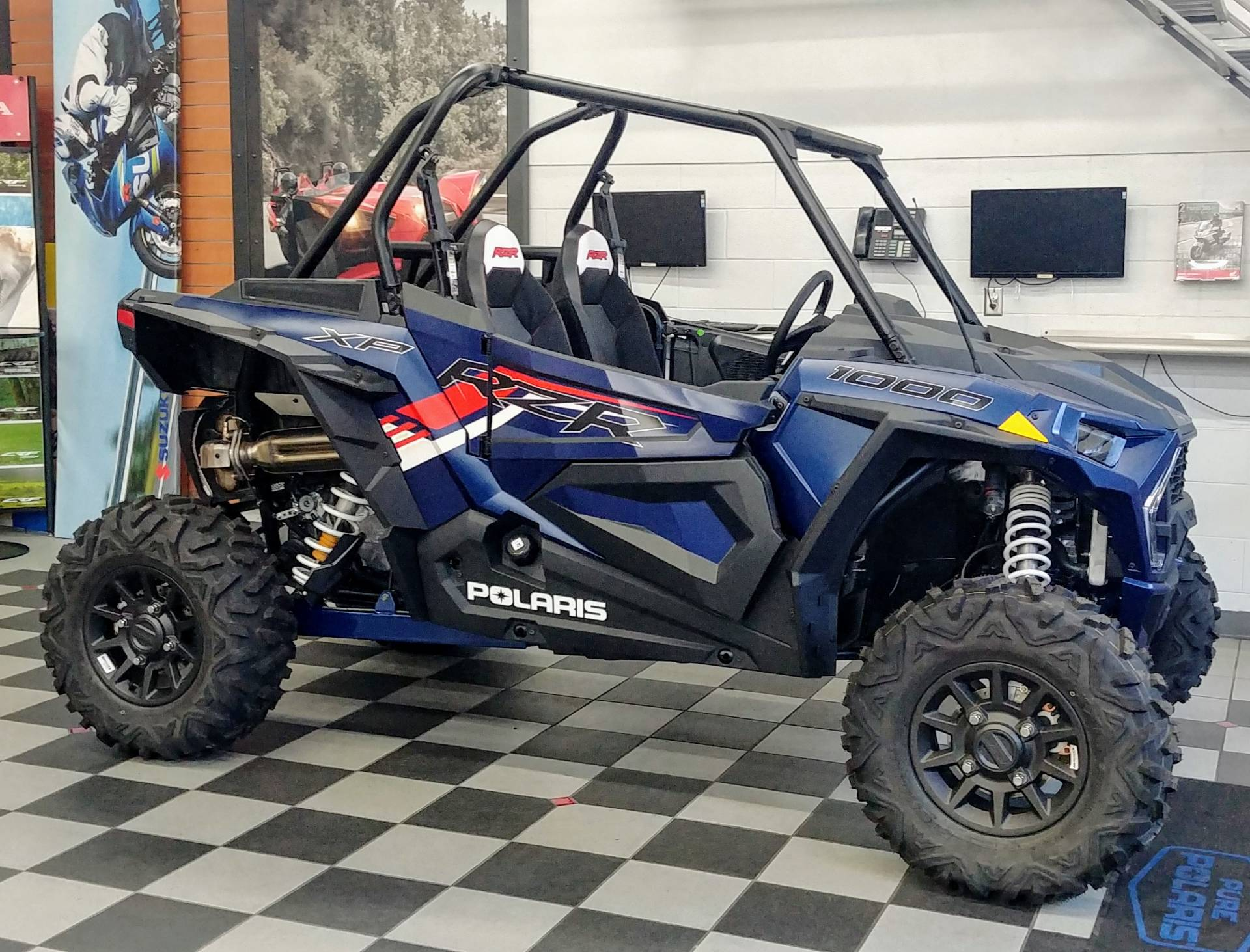 2021 Polaris RZR XP 1000 Premium in Ontario, California - Photo 3