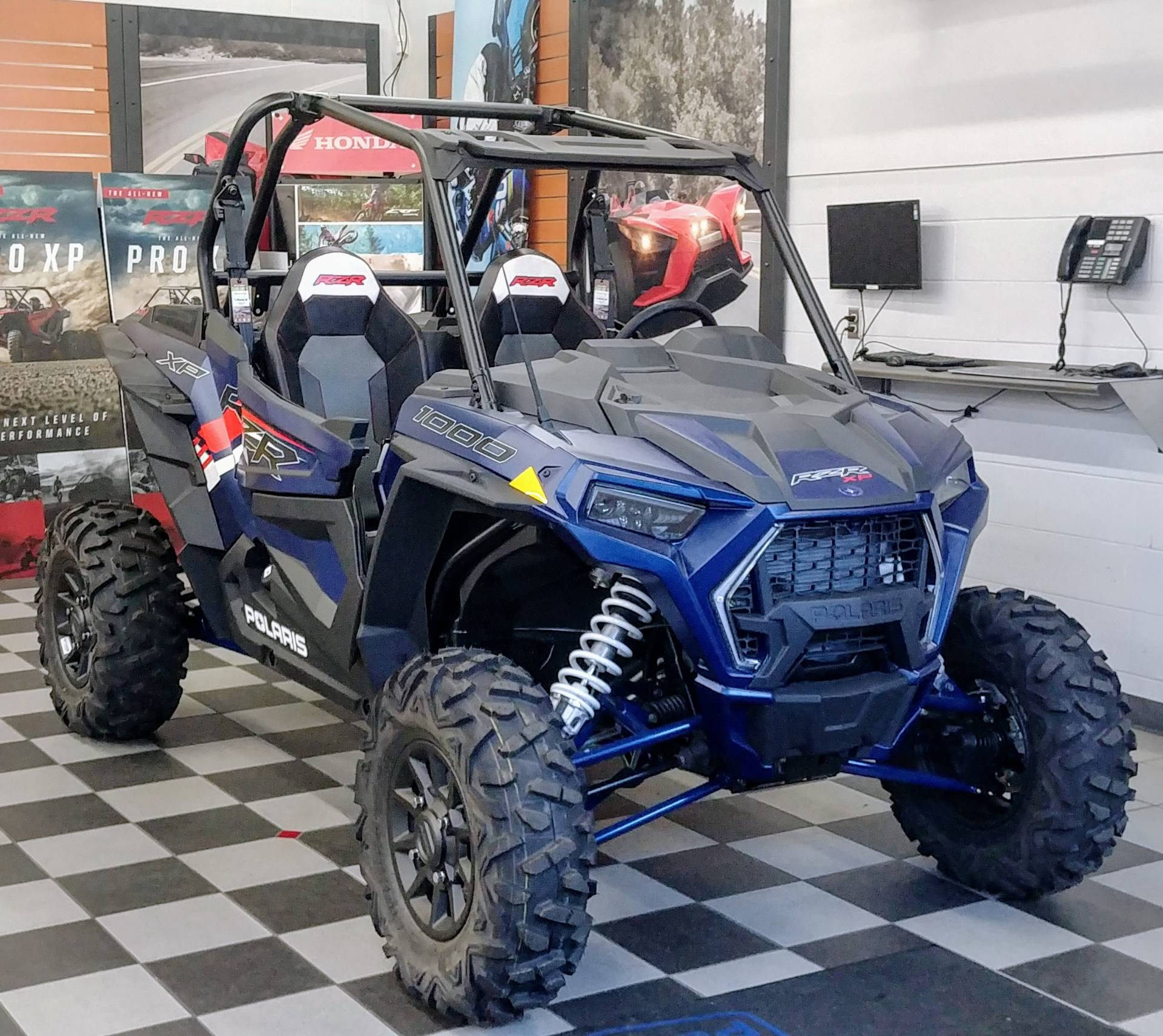 2021 Polaris RZR XP 1000 Premium in Ontario, California - Photo 7