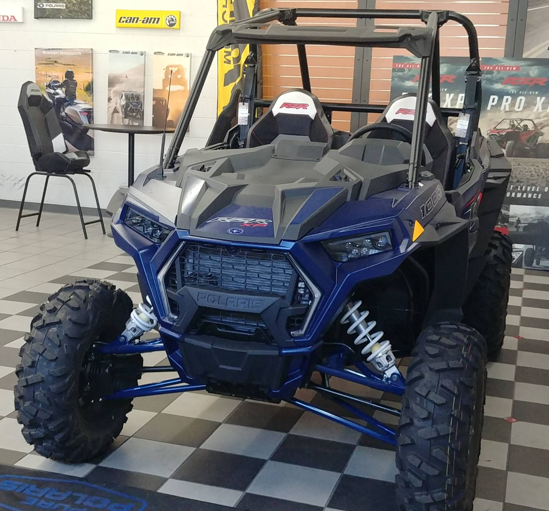 2021 Polaris RZR XP 1000 Premium in Ontario, California - Photo 8
