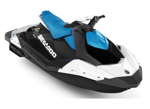 2018 Sea-Doo SPARK 2up 900 H.O. ACE iBR & Convenience Package P 1