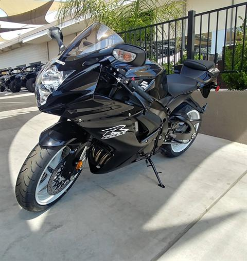 2019 Suzuki GSX-R600 in Ontario, California - Photo 3
