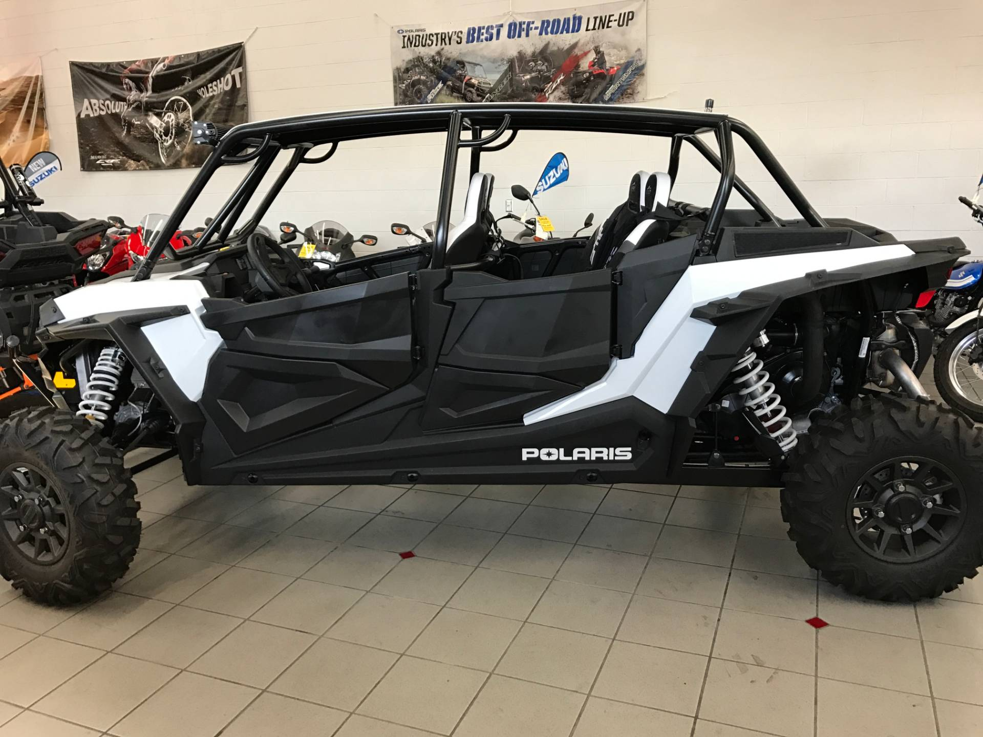 2017 Polaris RZR XP 4 1000 EPS for sale 3342