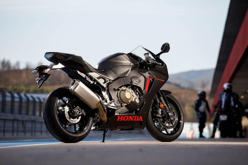 2017 Honda CBR1000RR ABS in Ontario, California