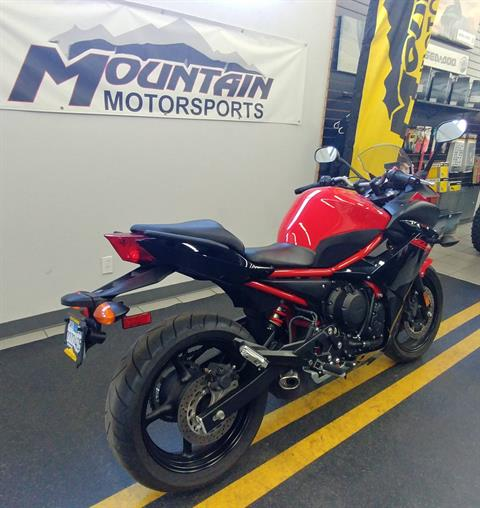 2015 Yamaha FZ6R in Ontario, California - Photo 4