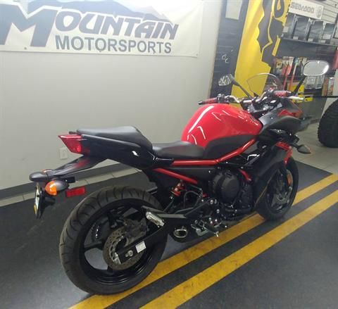 2015 Yamaha FZ6R in Ontario, California - Photo 5