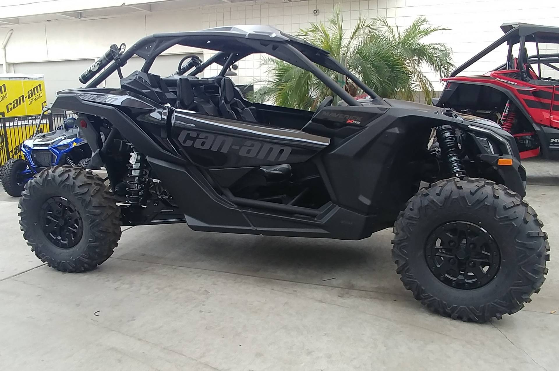 2019 Can-Am Maverick X3 X rs Turbo R in Ontario, California - Photo 3