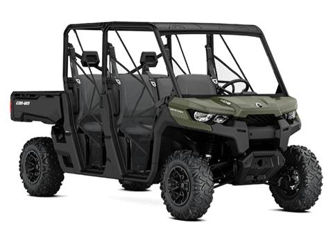2018 Can-Am Defender MAX HD8 in Ontario, California