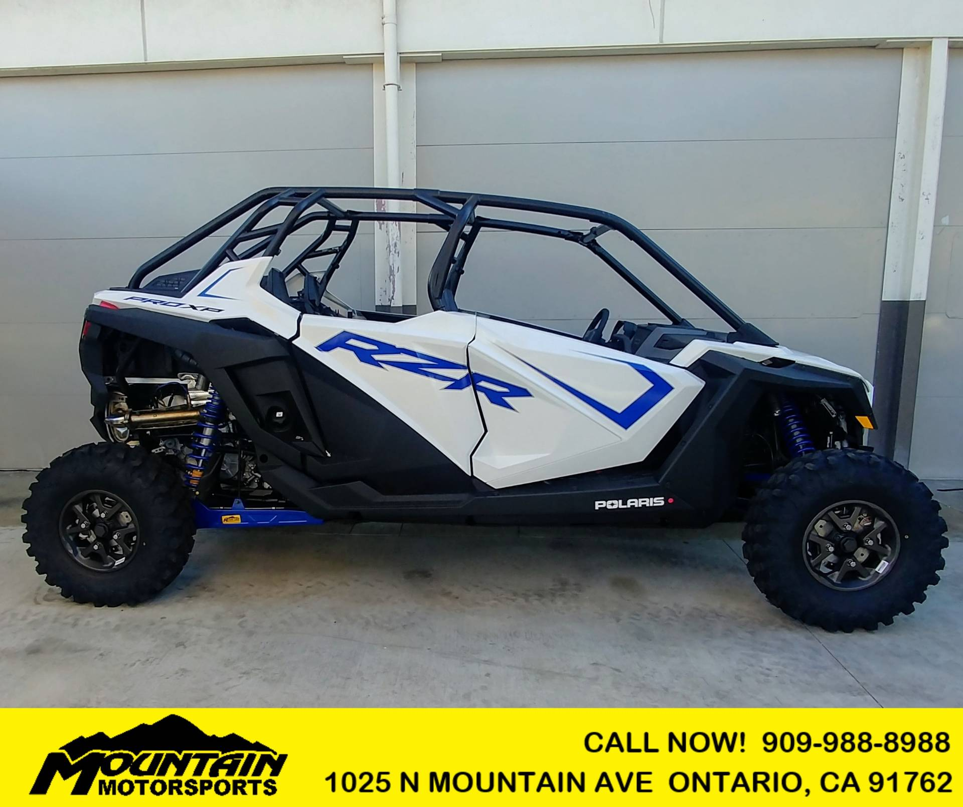 2020 Polaris RZR Pro XP 4 Premium in Ontario, California - Photo 1