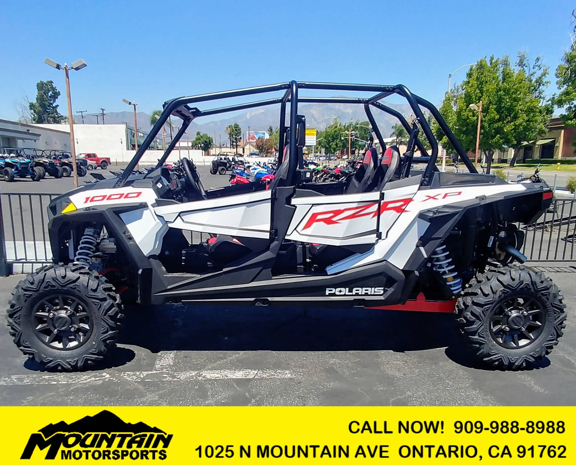 2020 Polaris RZR XP 4 1000 in Ontario, California - Photo 1