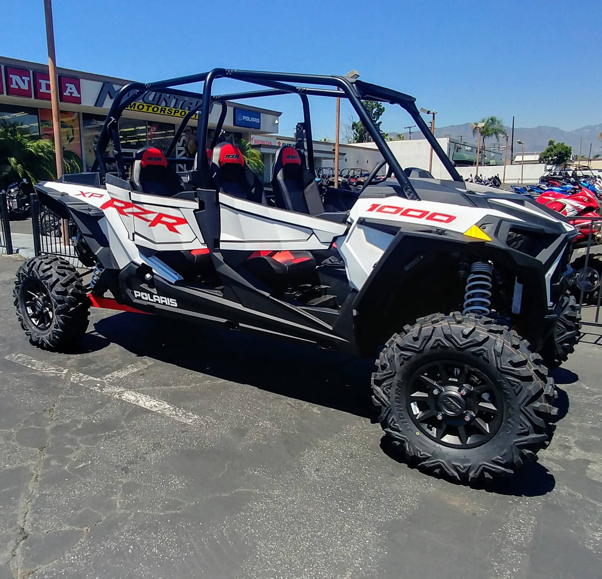2020 Polaris RZR XP 4 1000 in Ontario, California - Photo 3