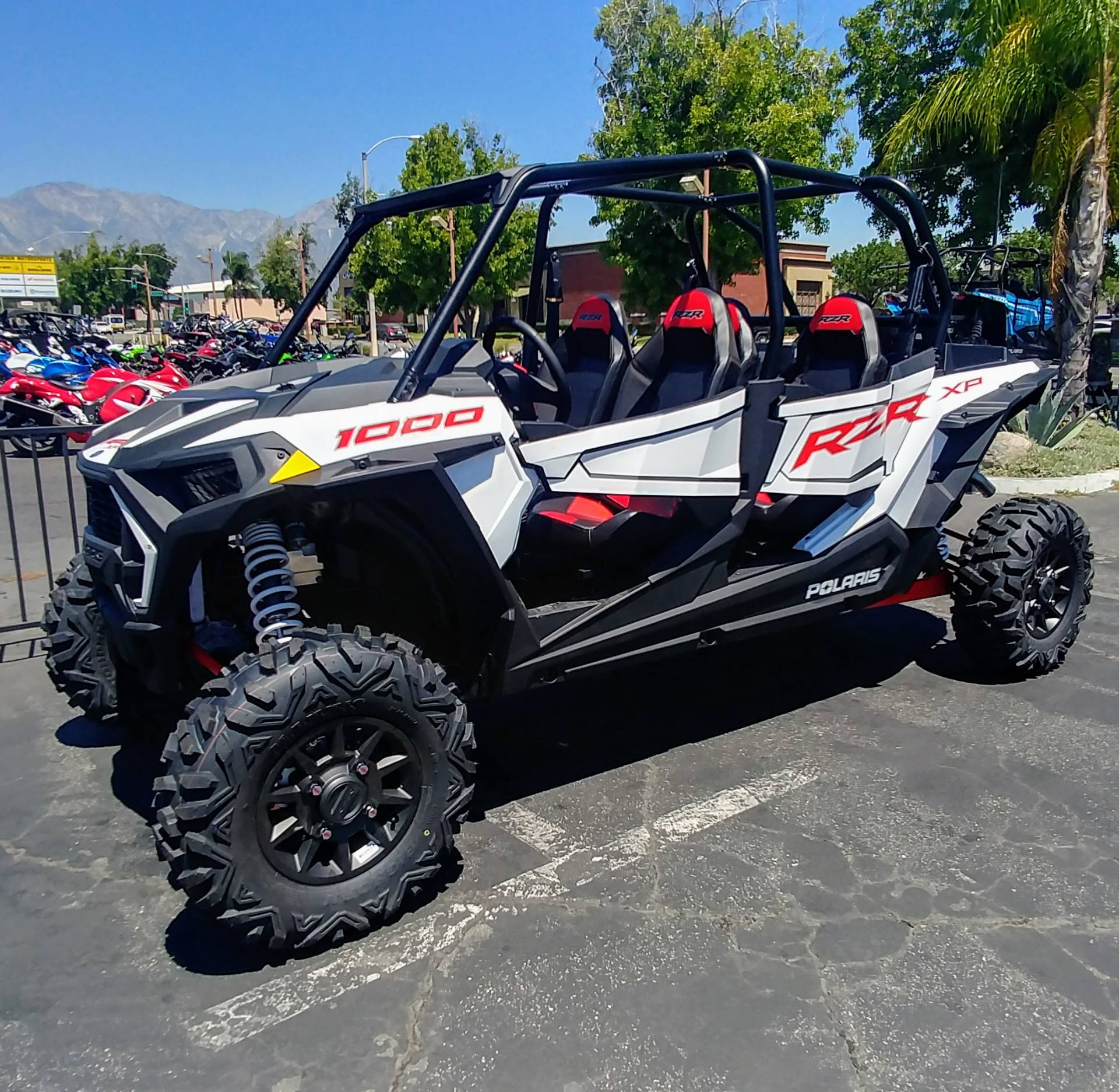 2020 Polaris RZR XP 4 1000 in Ontario, California - Photo 12