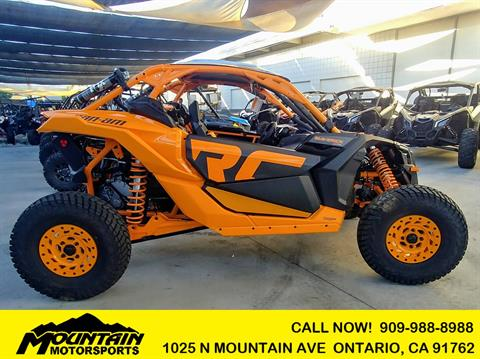 2020 Can-Am Maverick X3 X RC Turbo RR in Ontario, California