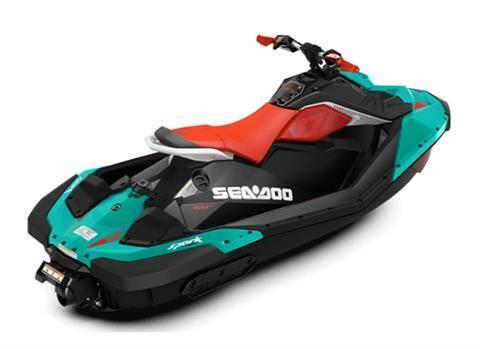 2018 Sea-Doo Spark 2up Trixx iBR 2