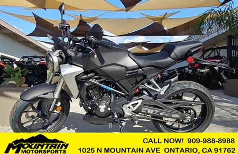 2019 Honda CB300R in Ontario, California - Photo 1