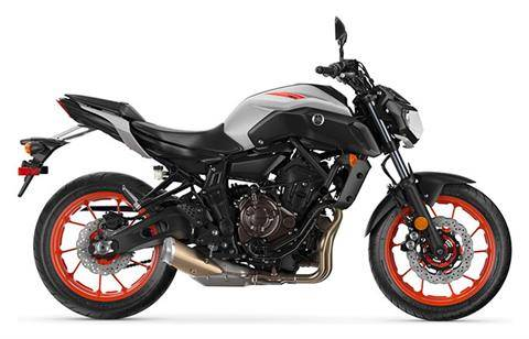2020 Yamaha MT-07 in Ontario, California - Photo 8