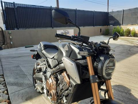2021 Honda CB650R ABS in Ontario, California - Photo 5