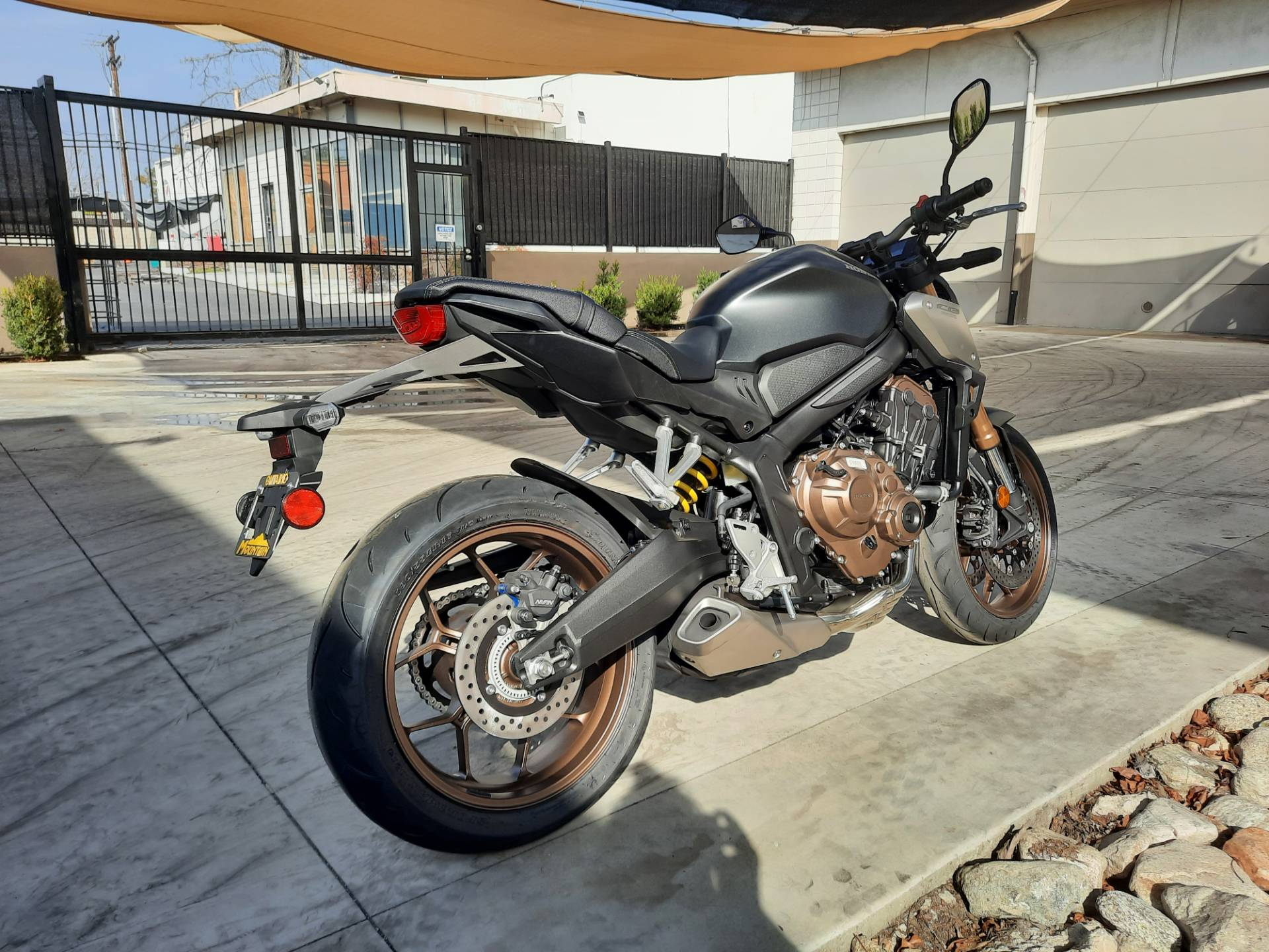 2021 Honda CB650R ABS in Ontario, California - Photo 6