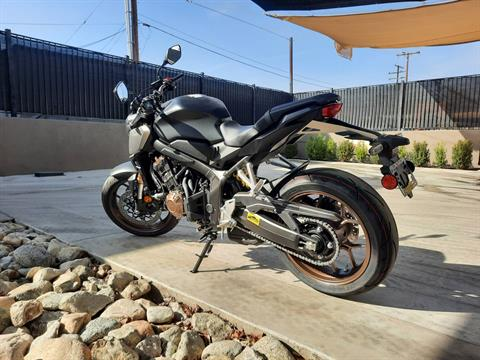 2021 Honda CB650R ABS in Ontario, California - Photo 10