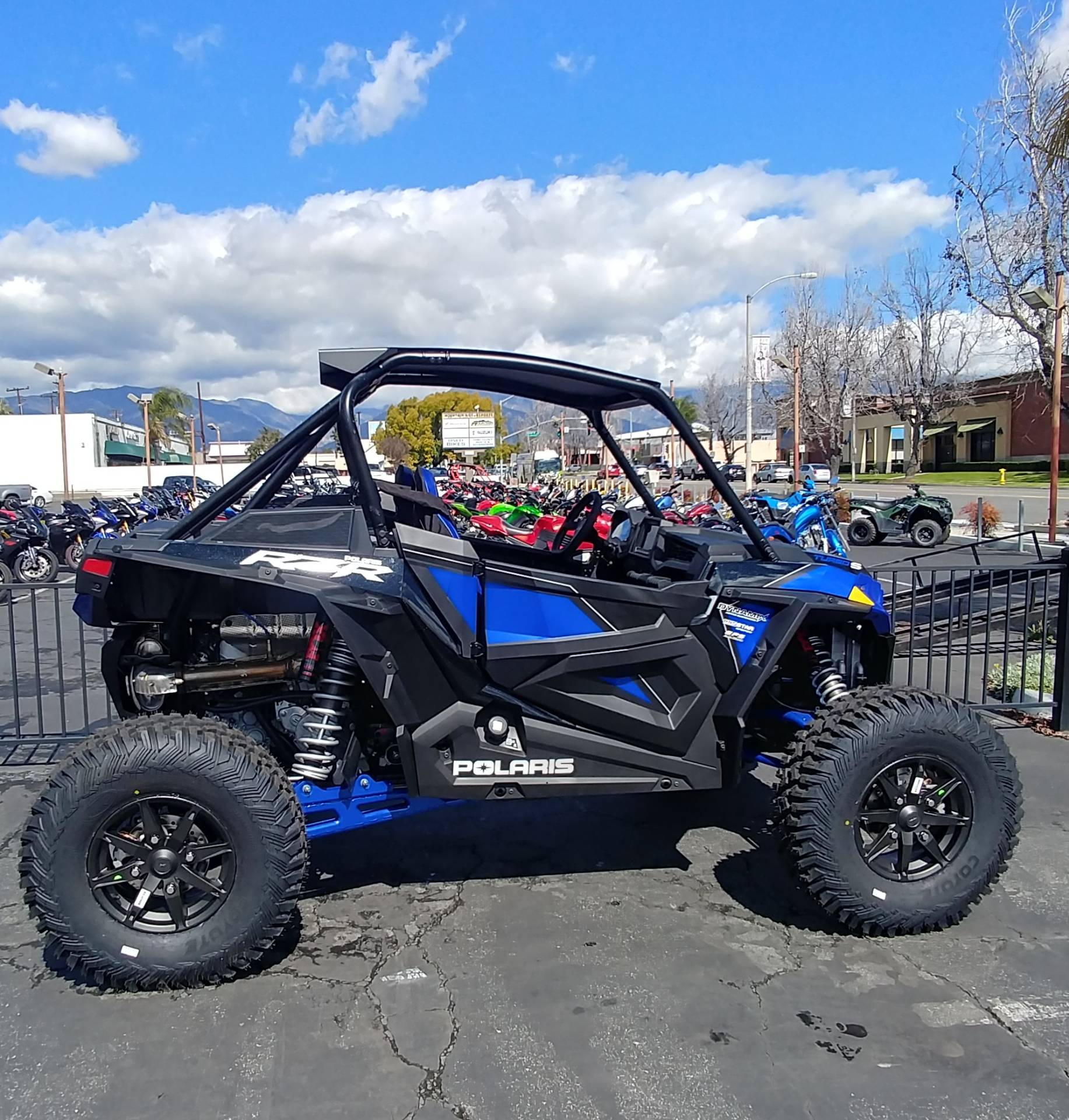 2019 Polaris RZR XP Turbo S in Ontario, California - Photo 3