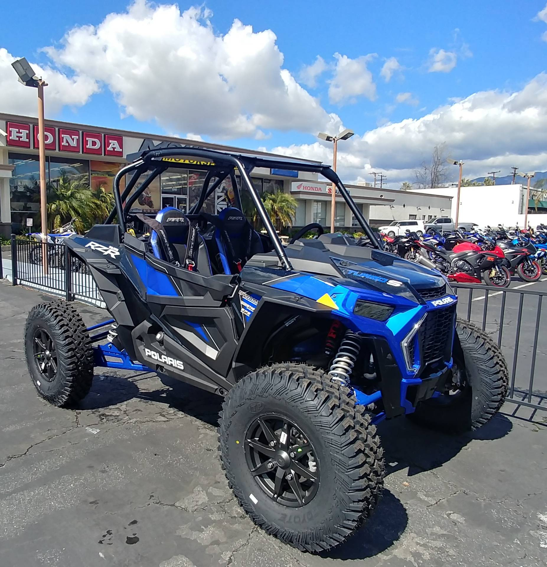2019 Polaris RZR XP Turbo S in Ontario, California - Photo 5