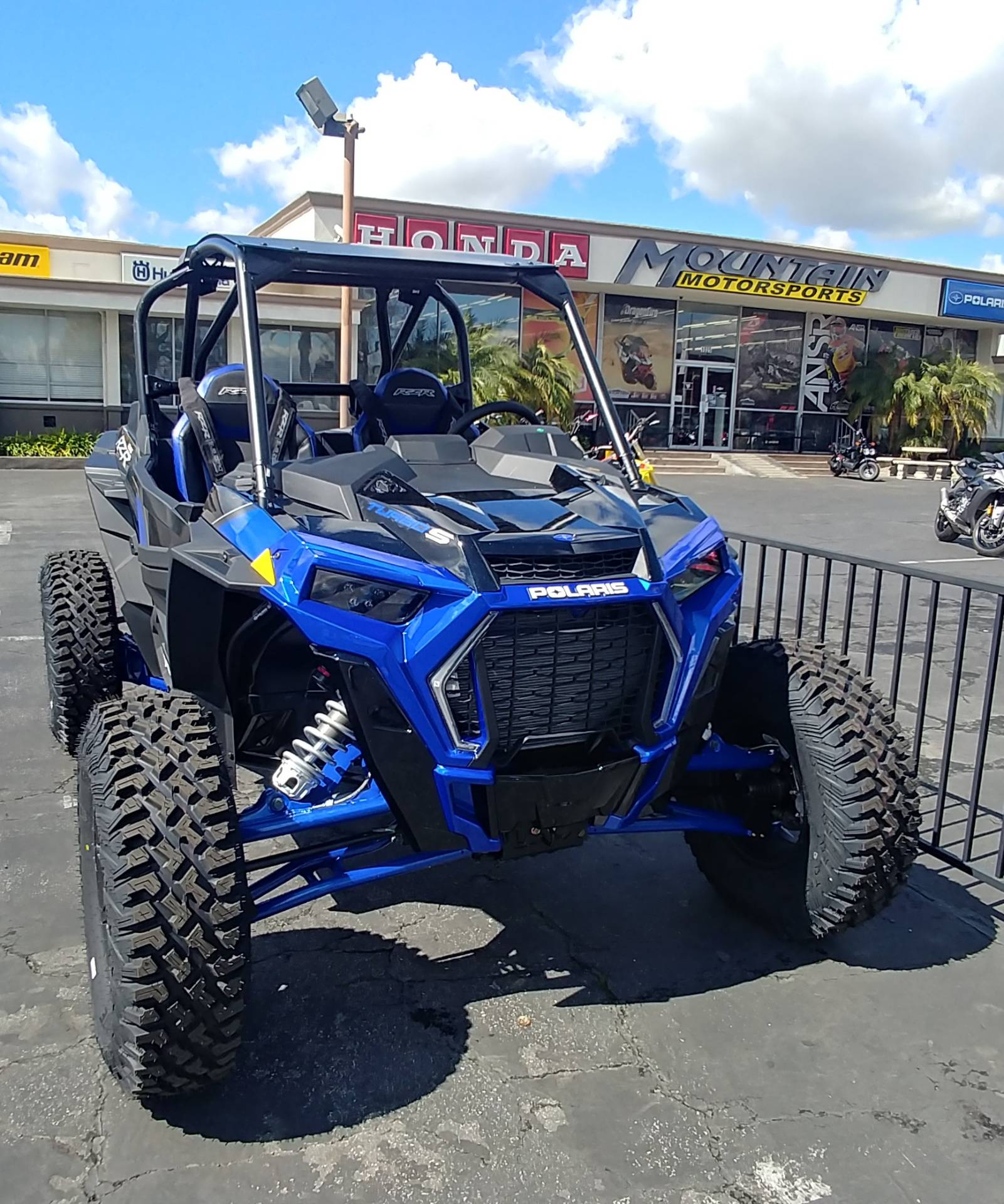 2019 Polaris RZR XP Turbo S in Ontario, California - Photo 6