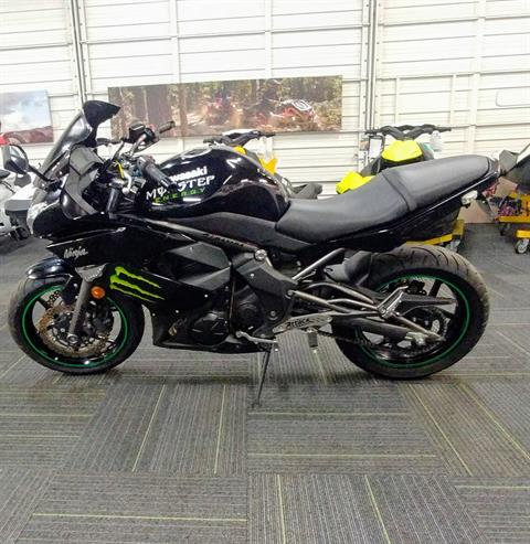 2009 Kawasaki Ninja® 650R in Ontario, California - Photo 2