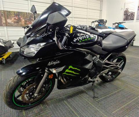 2009 Kawasaki Ninja® 650R in Ontario, California - Photo 12