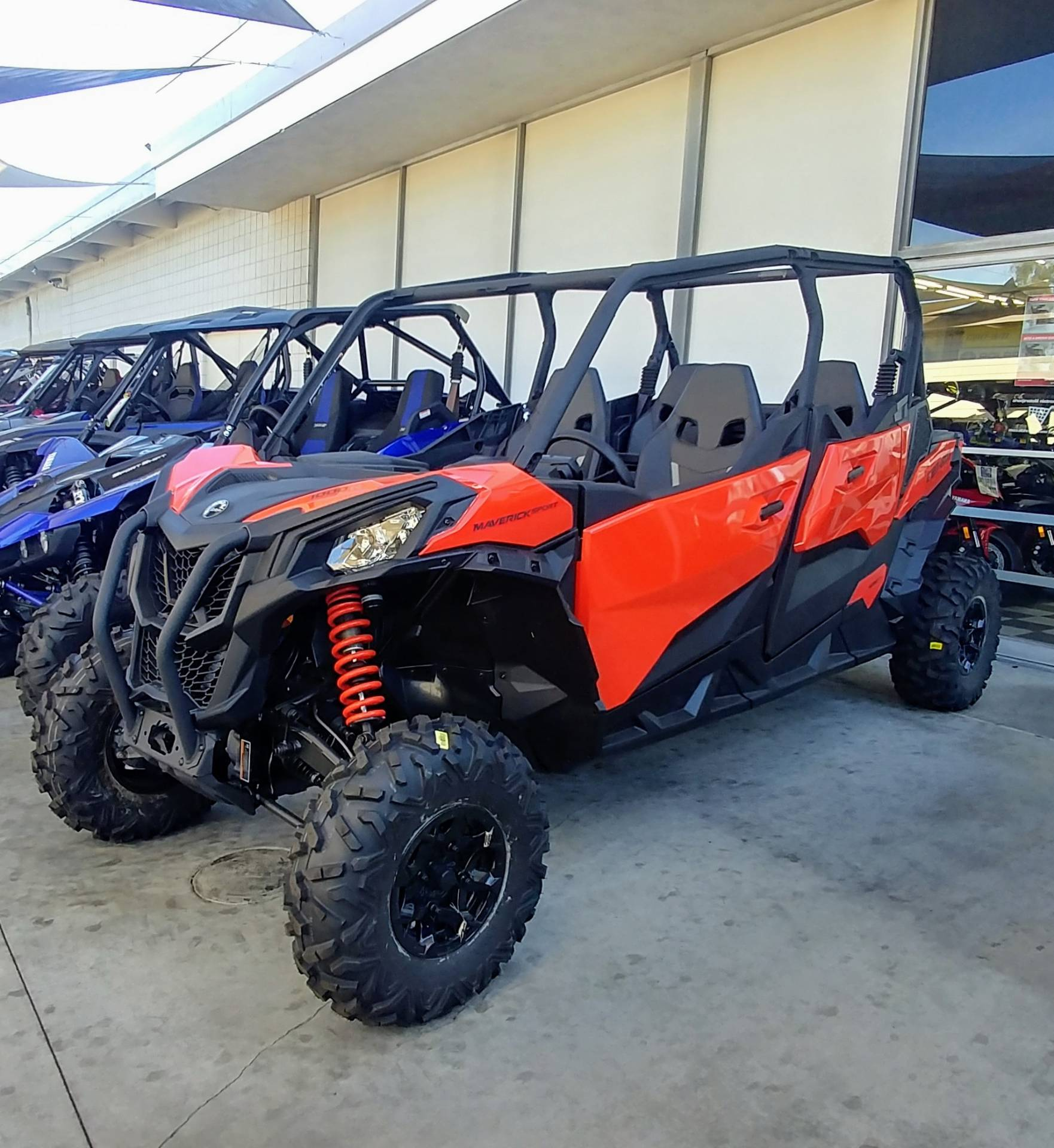 2020 Can-Am Maverick Sport Max DPS 1000R in Ontario, California - Photo 4