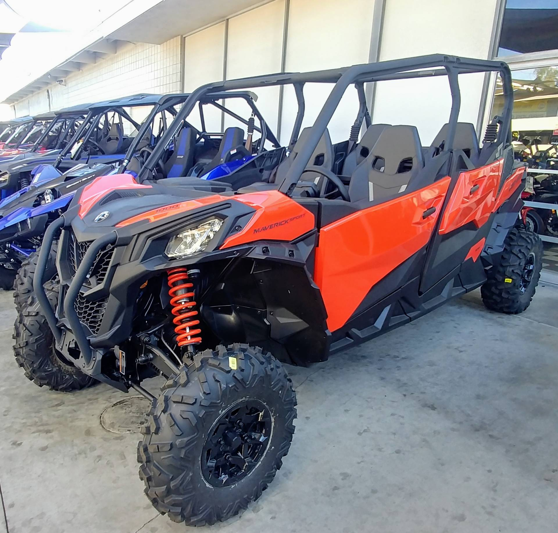 2020 Can-Am Maverick Sport Max DPS 1000R in Ontario, California - Photo 5