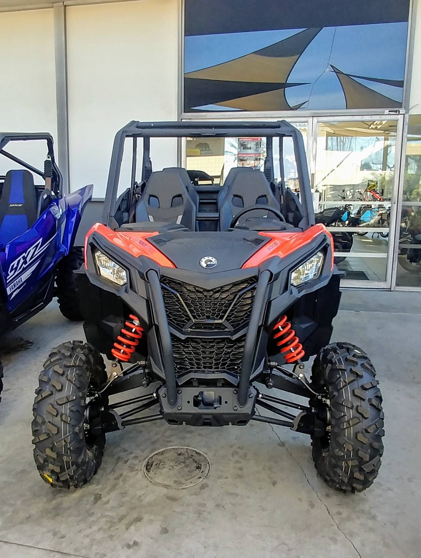 2020 Can-Am Maverick Sport Max DPS 1000R in Ontario, California - Photo 6