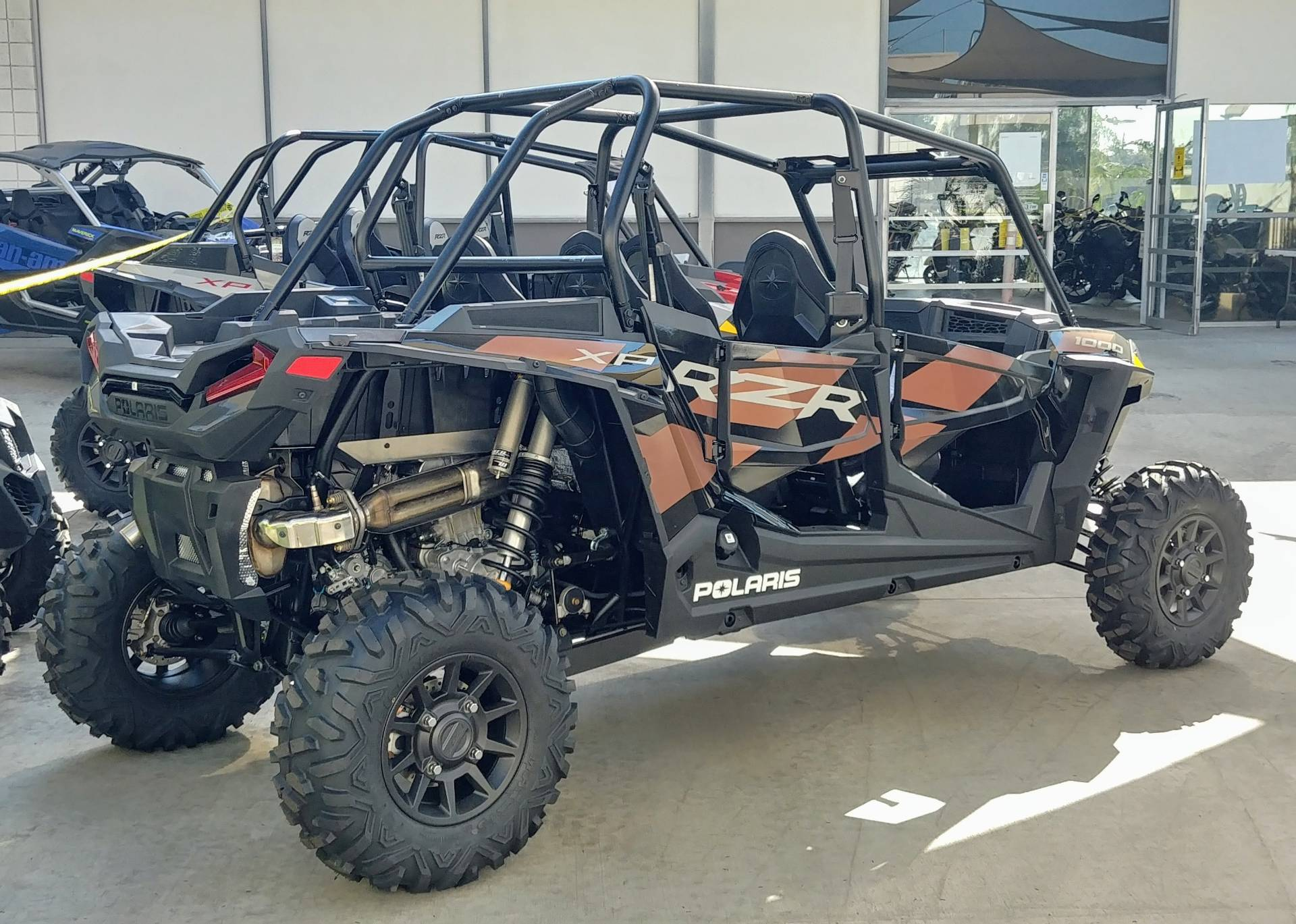 2021 Polaris RZR XP 4 1000 Sport in Ontario, California - Photo 7