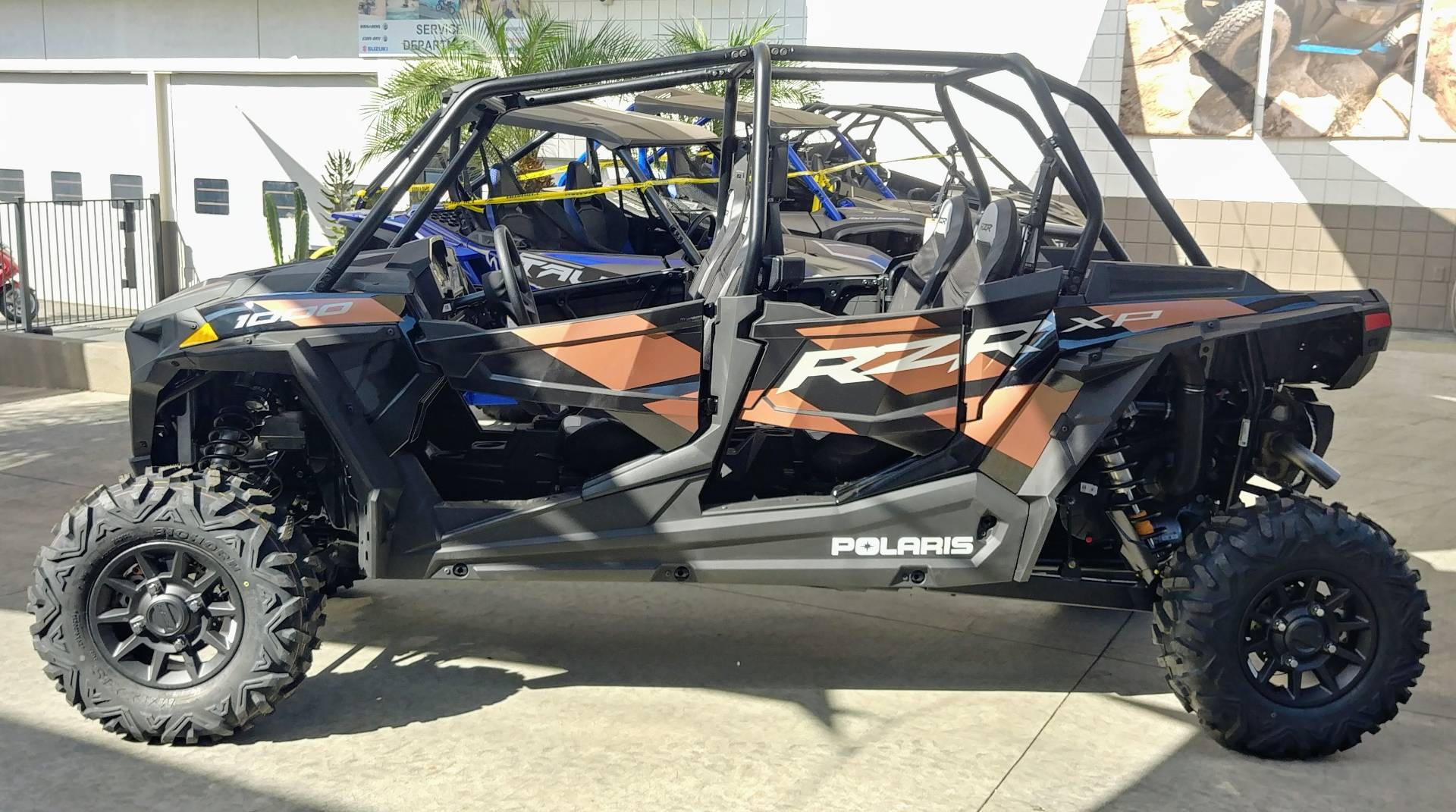 2021 Polaris RZR XP 4 1000 Sport in Ontario, California - Photo 9