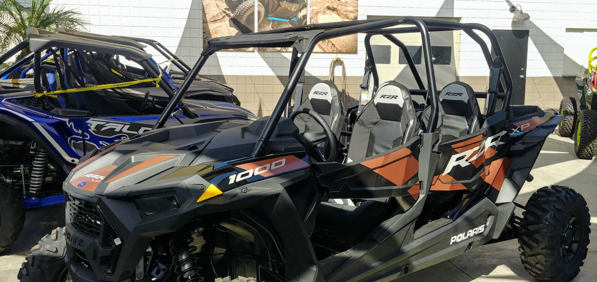 2021 Polaris RZR XP 4 1000 Sport in Ontario, California - Photo 11