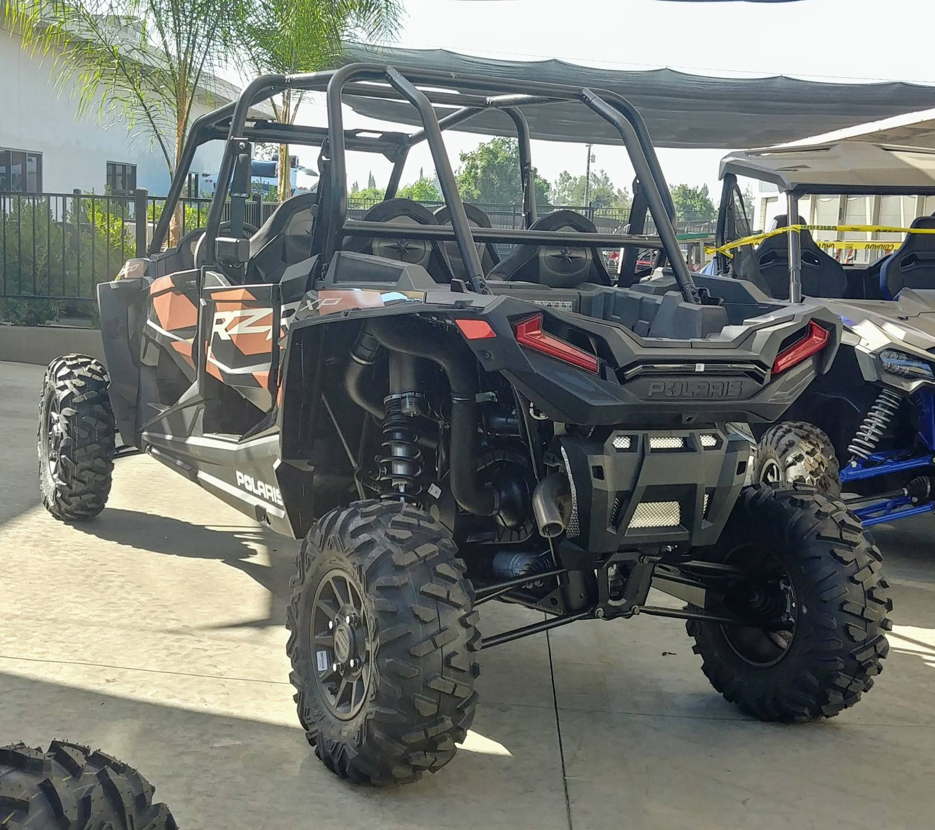 2021 Polaris RZR XP 4 1000 Sport in Ontario, California - Photo 12
